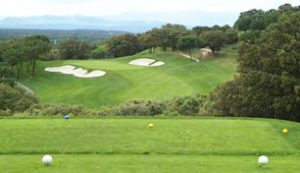 best golf course in spain map