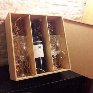 cajas de madera personalizadas